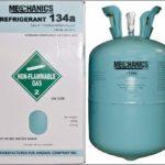 R134a Refrigerant 30 Lb Cylinder
