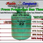 R22 Refrigerant Cost Per Pound