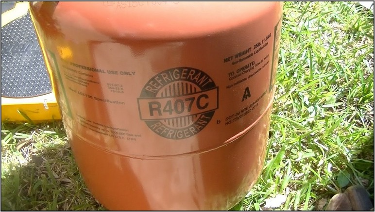 R22 Refrigerant Replacement 407c