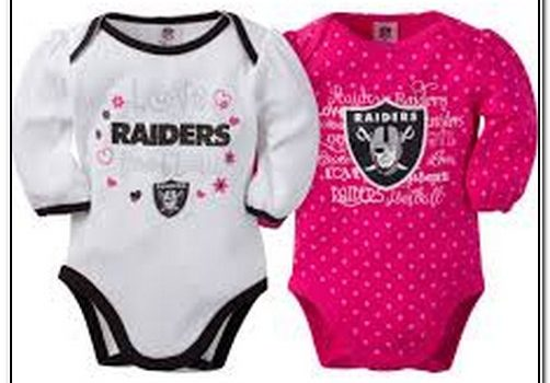 Raiders Baby Clothes Target