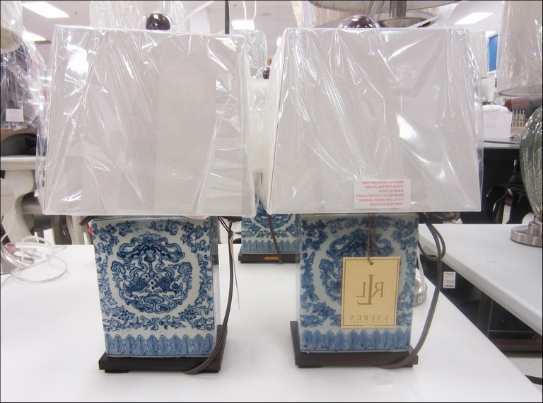 Ralph Lauren Lamps At Marshalls