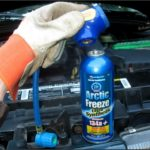 Refrigerant For Car