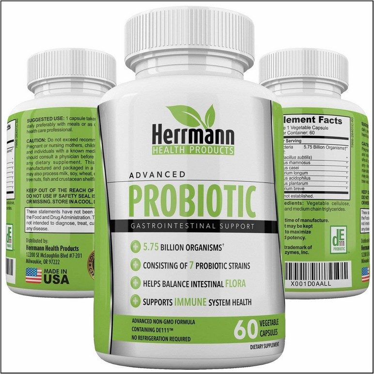 Refrigerated Probiotics Uk