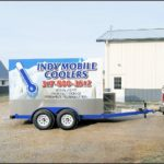Refrigerated Trailer Rental California