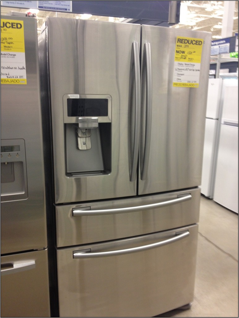 Refrigerator On Sale Home Depot