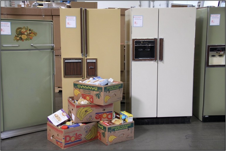 Refrigerator Recycling $50 Oregon