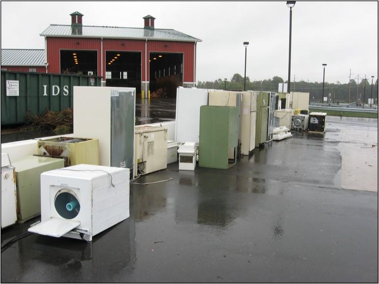Refrigerator Recycling Center Near Me