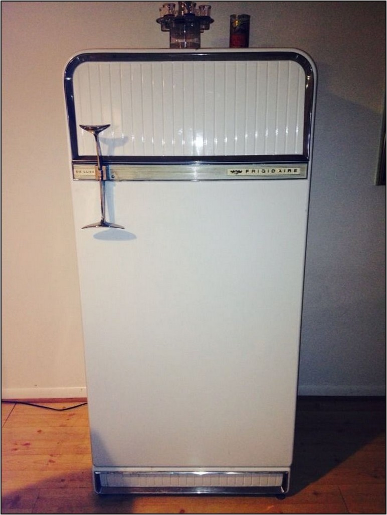 Retro Frigidaire Refrigerator For Sale