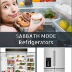 Sabbath Mode Refrigerator Meaning