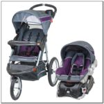 Safest Car Seat And Jogging Stroller Combo
