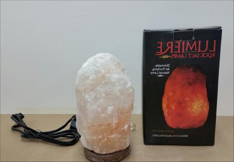 Salt Rock Lamp Recall