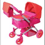 Sam's Club Baby Doll Double Stroller