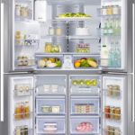 Samsung Counter Depth Refrigerator Flexzone