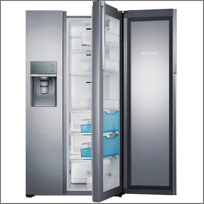 Samsung Food Showcase Counter Depth Refrigerator