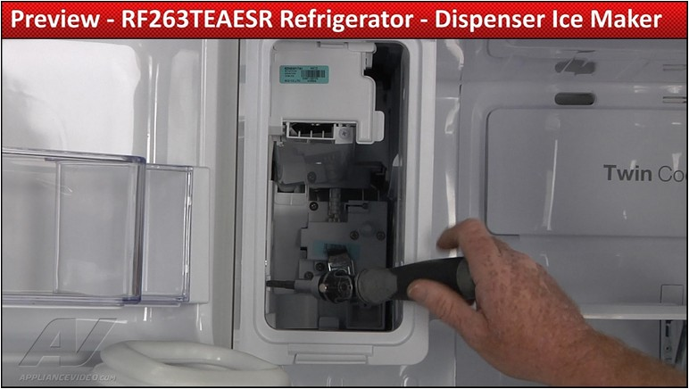 Samsung French Door Refrigerator Problems With Ice Maker