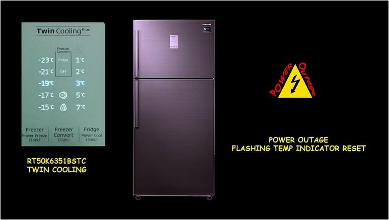 Samsung Refrigerator And Freezer Temperatures