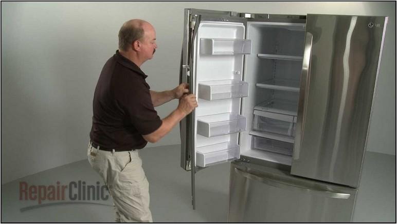 Samsung Refrigerator French Door Closing Problems