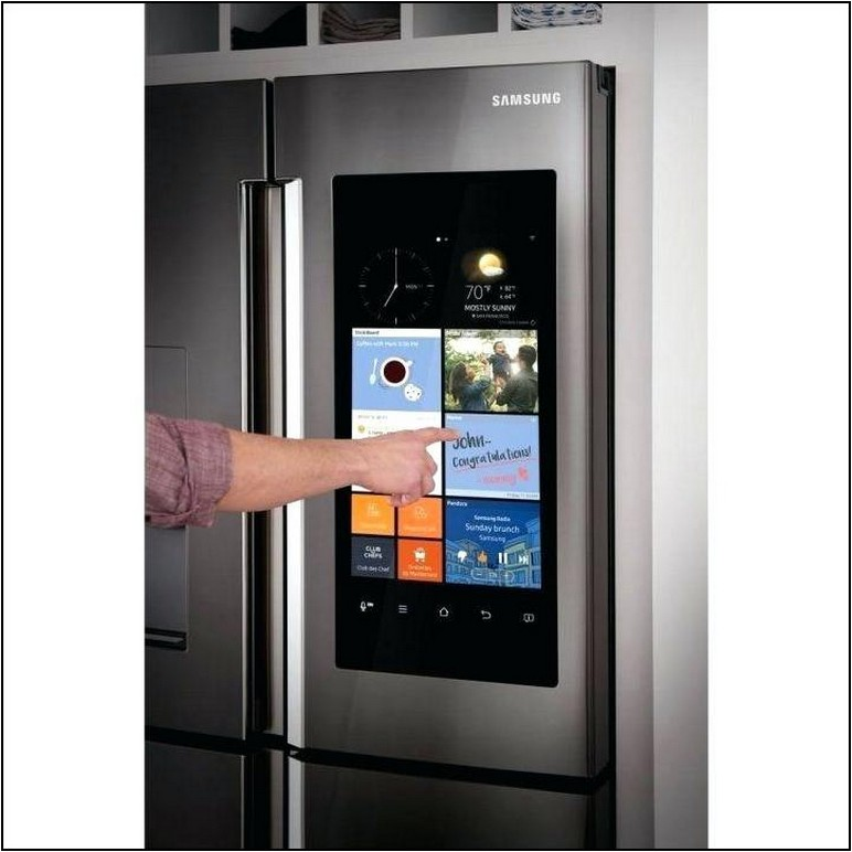 Samsung Refrigerator Touch Screen Manual