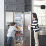 Samsung Showcase 21.5 Cu. Ft. Counter Depth Side By Side Refrigerator