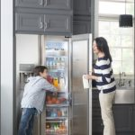 Samsung Showcase Counter Depth Side By Side Refrigerator