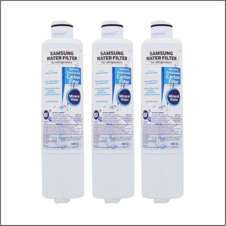 Samsung Water Filter For Refrigerators Carbon Filter