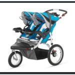 Schwinn Turismo Double Jogging Stroller