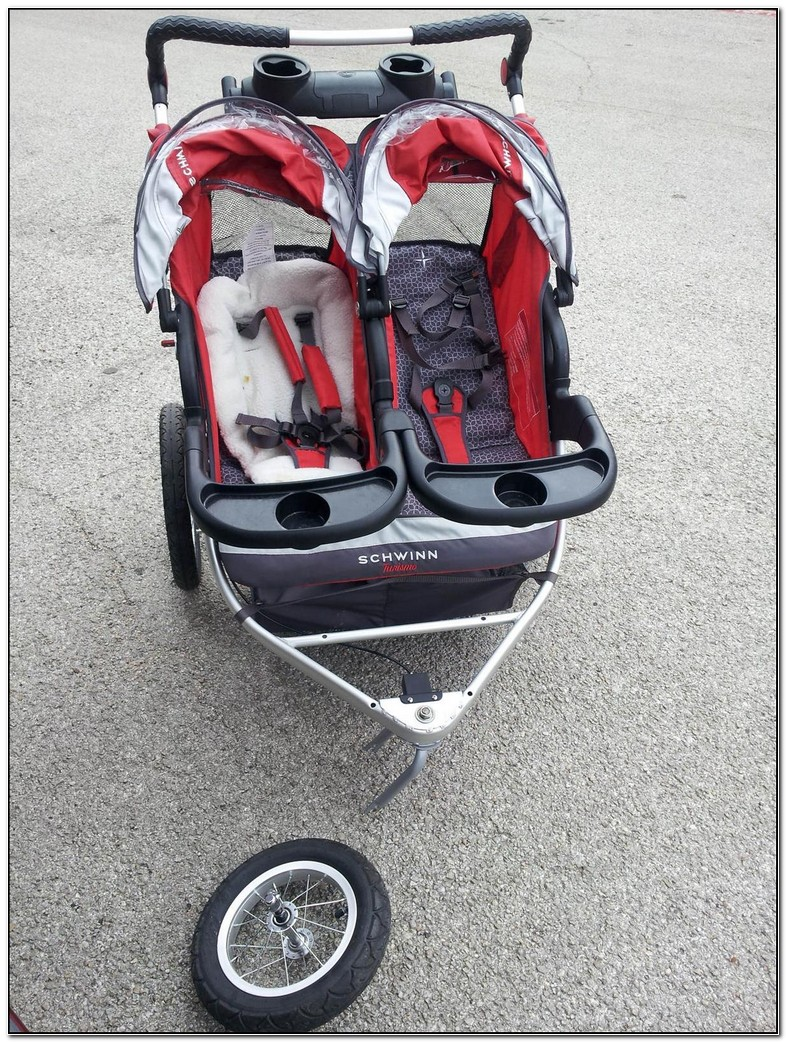 Schwinn Turismo Double Jogging Stroller Manual