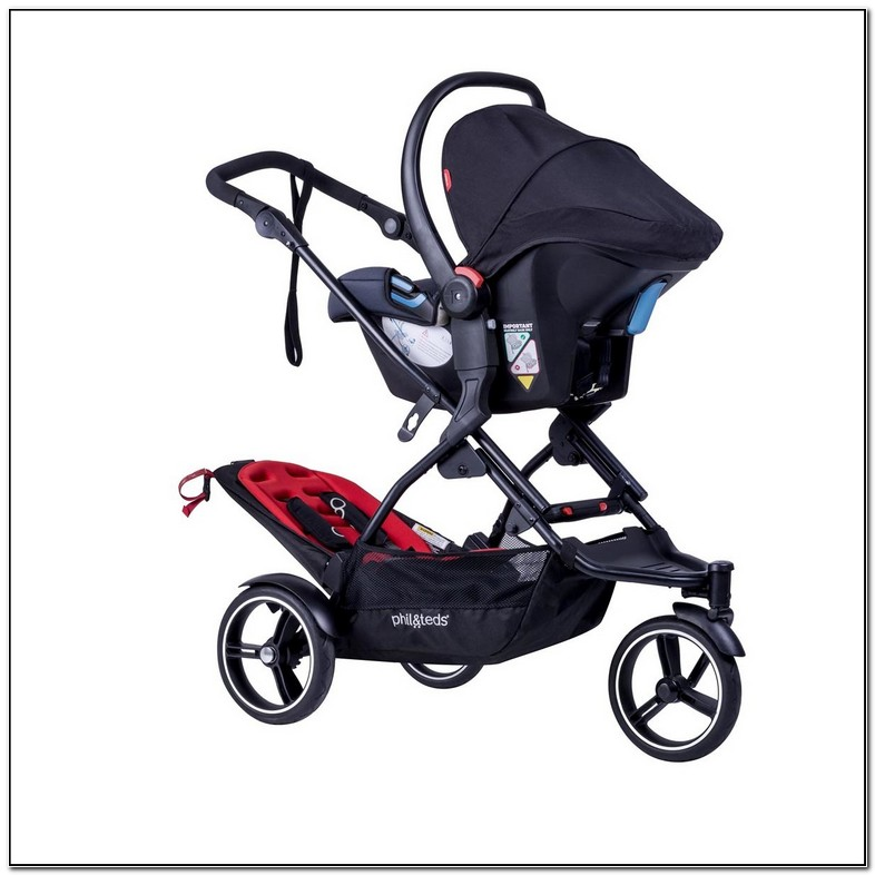 Small Double Stroller