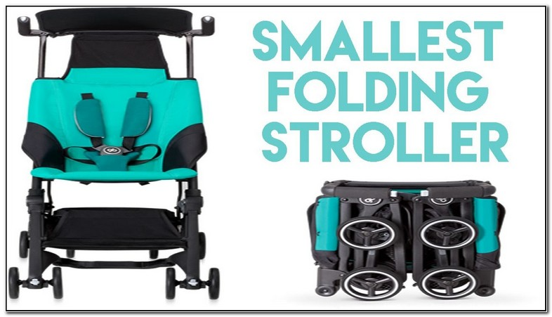 Small Fold Up Stroller
