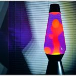 Spencers Galaxy Lava Lamp