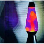 Spencers Galaxy Lava Lamp