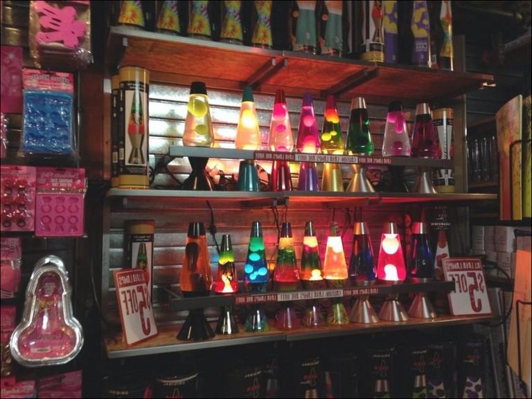 Spencers Lava Lamp