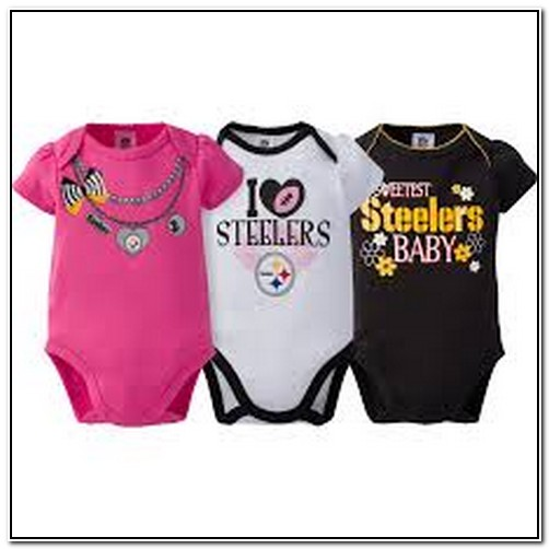 Steelers Baby Clothes
