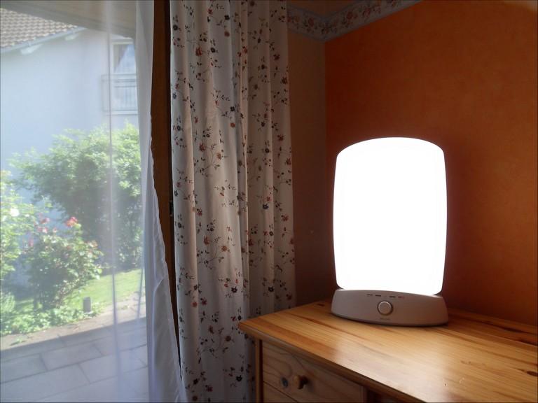 Sunlight Lamp For Depression
