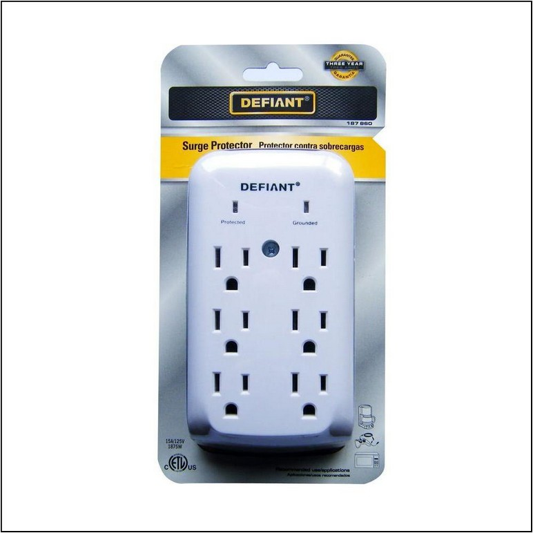 Surge Protector For Refrigerator Home Depot