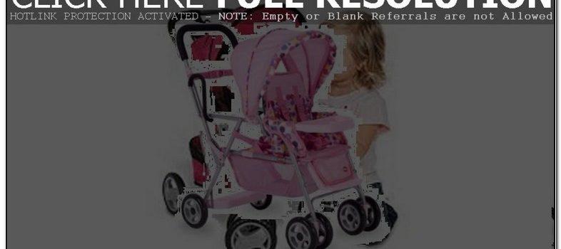 Target Baby Doll Stroller Set