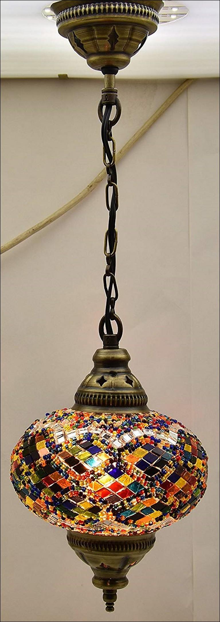 Turkish Mosaic Lamps Amazon