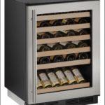 Uline 24 Inch Undercounter Refrigerator