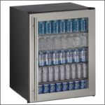 Uline Undercounter Refrigerator Ada