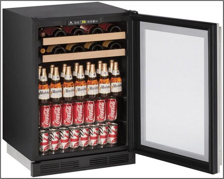 Uline Undercounter Refrigerator Freezer