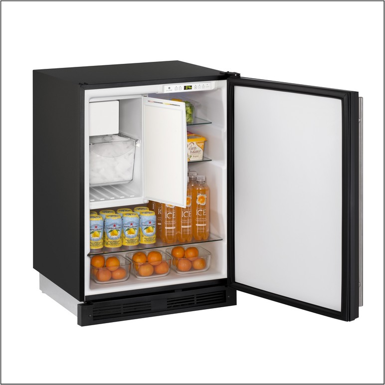 Uline Undercounter Refrigerator With Ice Maker