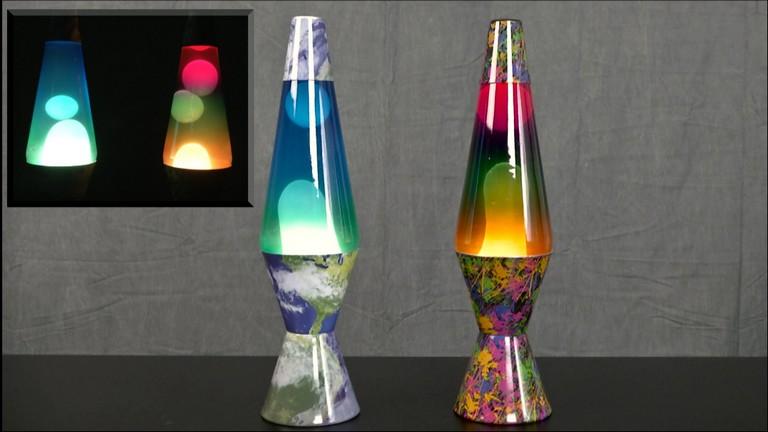 Unique Lava Lamps