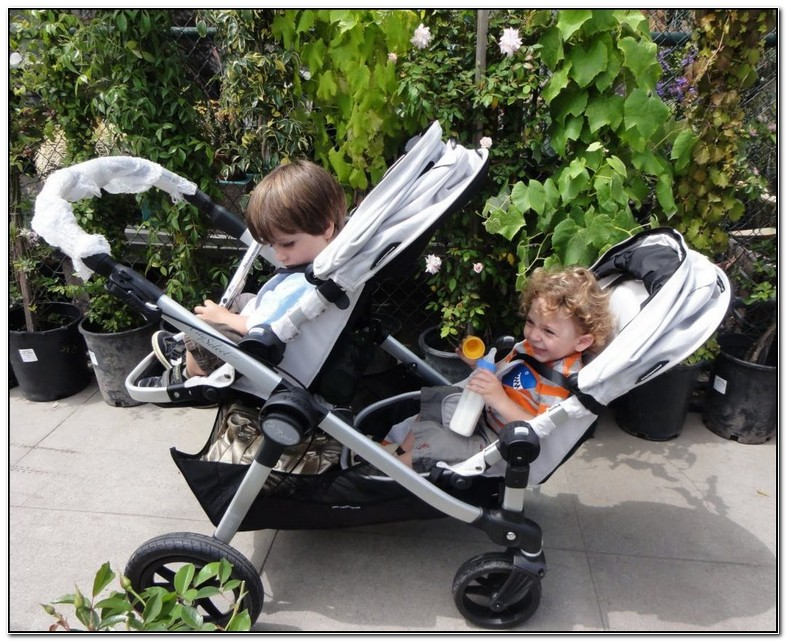 Used Baby Jogger City Select Double Stroller For Sale