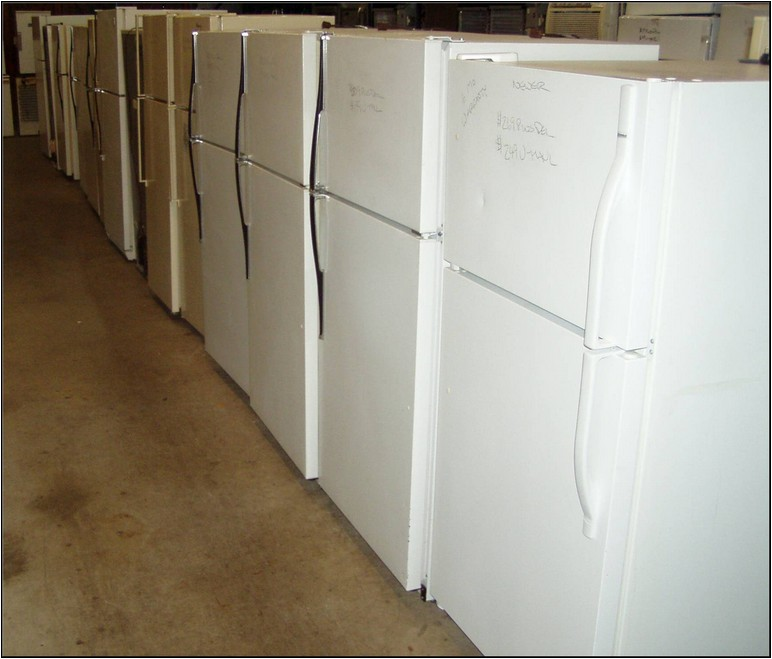 Used Refrigerators Near Me