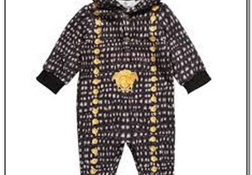 Versace Baby Clothes Newborn