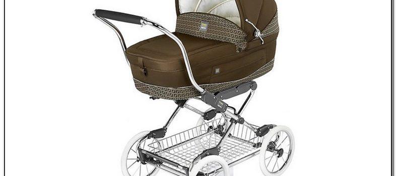 Versace Stroller Harrods