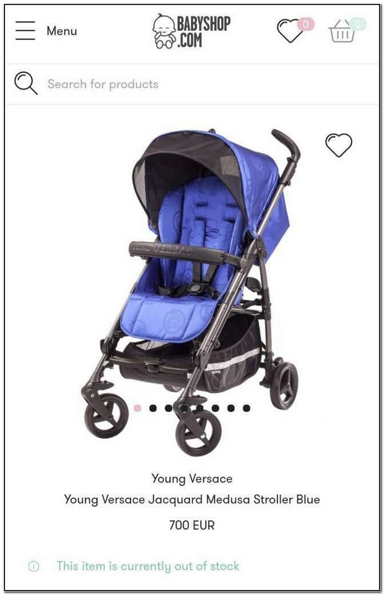 Versace Stroller Uk