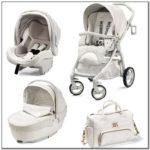 Versace Stroller White
