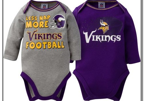 Vikings Baby Clothes