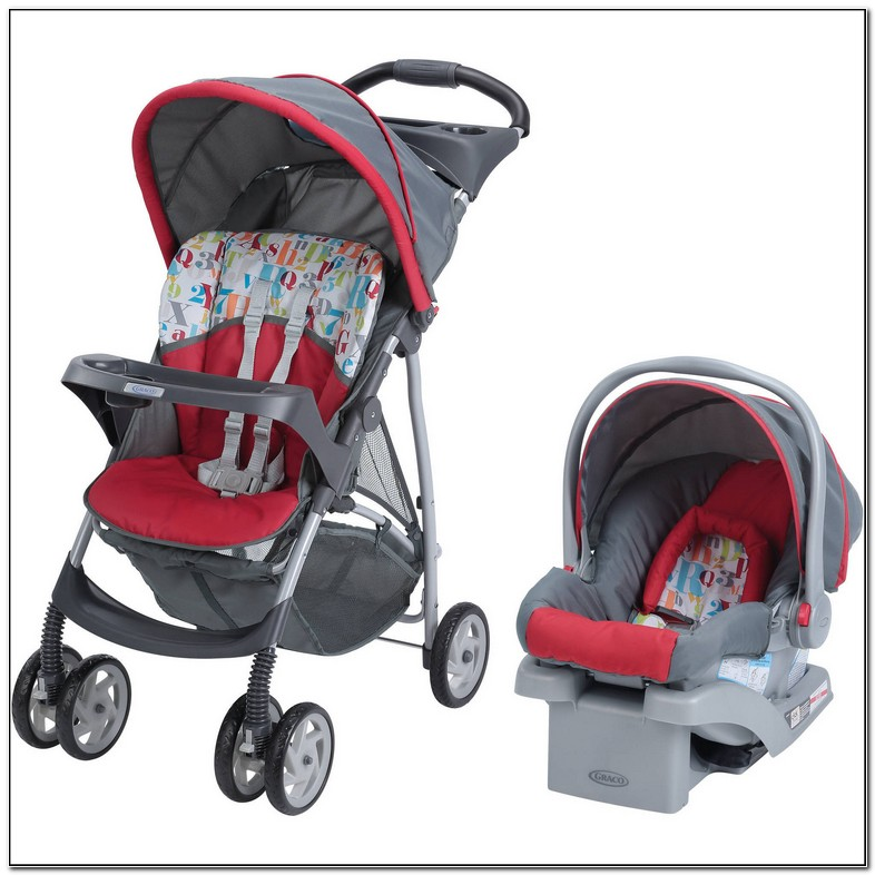 Walmart Car Seat And Stroller For Babies